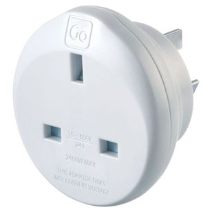 Go Travel UK-AUS Adaptor