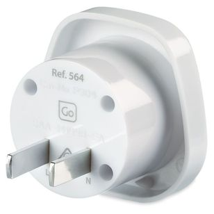 Go Travel AUS-USA/Japan Adaptor