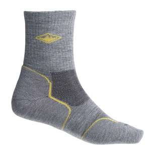 Mountain Designs Adults' Unisex Light Hike Merino Socks