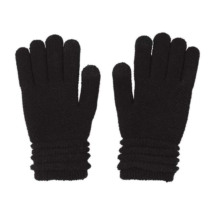Cape Kids' Magic Ribbed Gloves