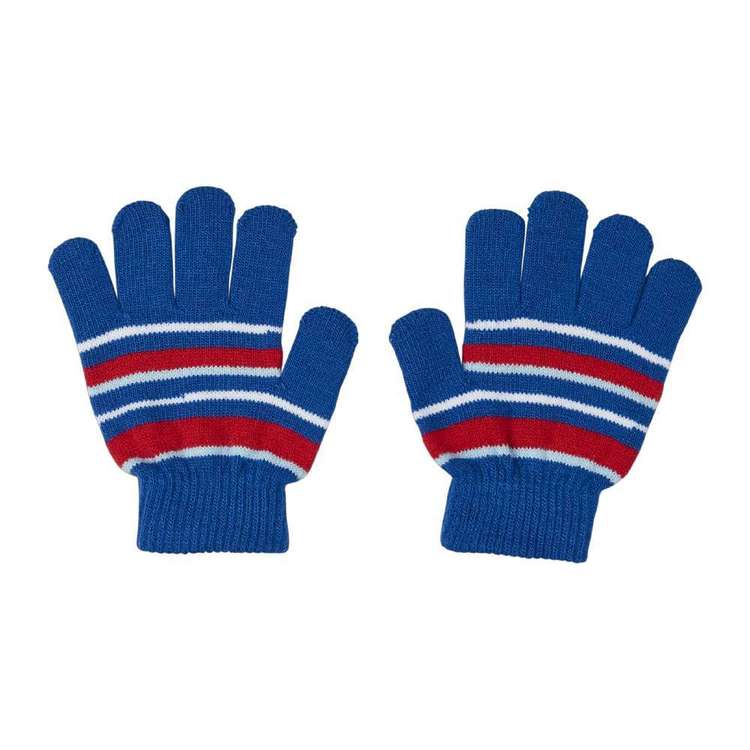 Cape Kids' Magic Touch Stripe Gloves