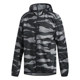 adidas Men's Own The Run Graphic Wind Jacket