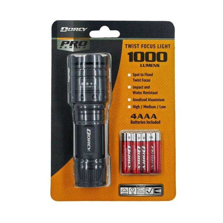 Dorcy Pro 1000 Lumen Flashlight