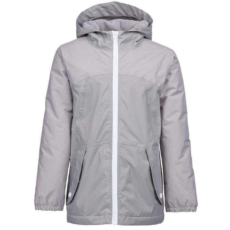 Cape Youth Heathered Plato Zip Jacket