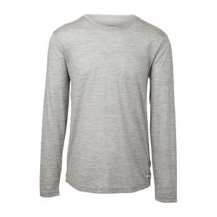 Cederberg Men's Patch ME Merino Long Sleeved Top