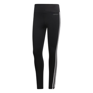 adidas Women's Design 2 Move 3 Stripes High-Rise Long Tights