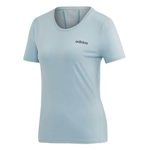 adidas Women's Design 2 Move Solid Tee