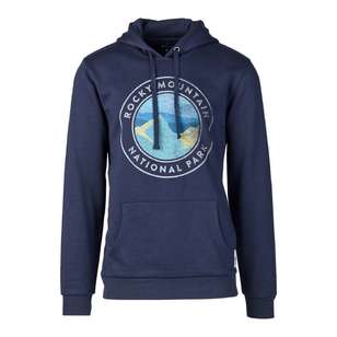Cape Men's Mountain Hoodie