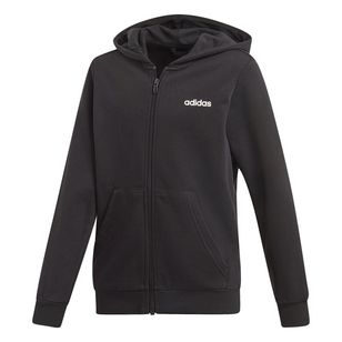 adidas Boy's Essentials Linear Hoodie