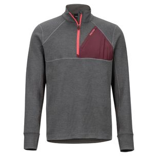 Marmot Men's Hangrock Half Zip Fleece