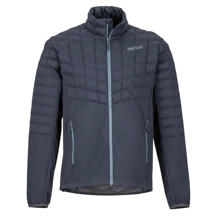 Marmot Men's Featherless Hybrid Jacket Steel