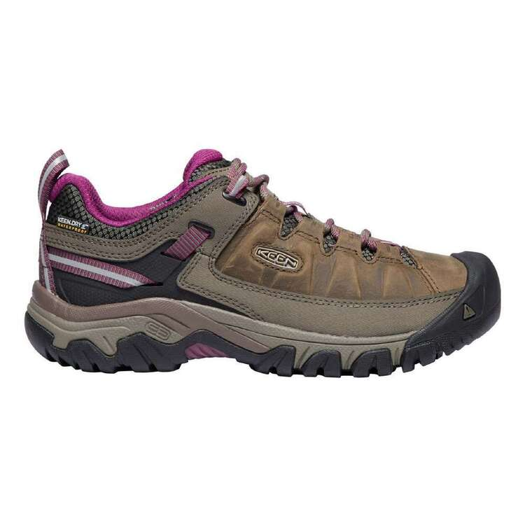 Keen Women's Targhee III Waterproof Low Hiking Shoes
