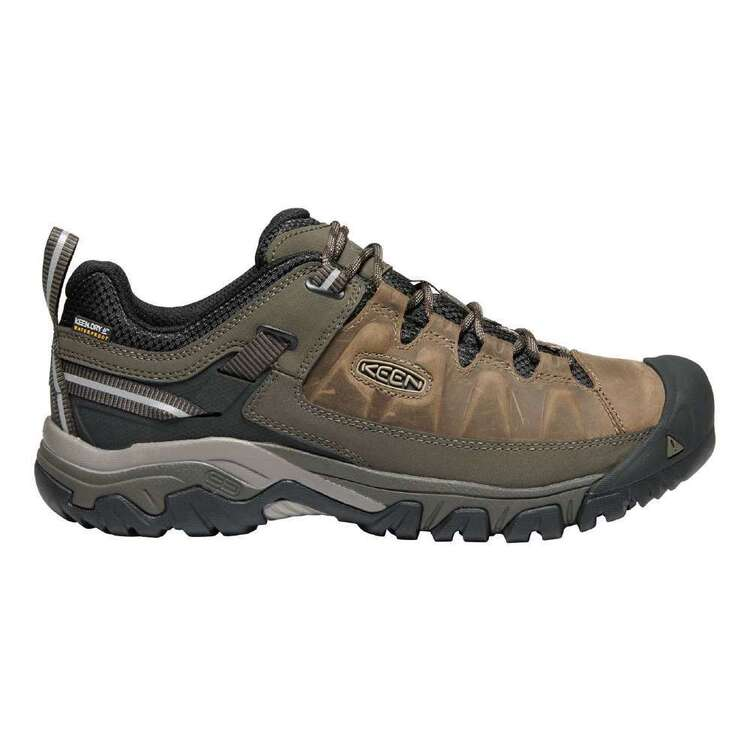 Keen Men's Targhee III Waterproof Low Hiking Shoes