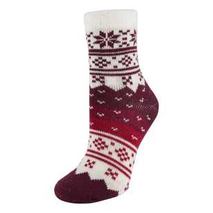 SOF Sole Women's Fireside Socks