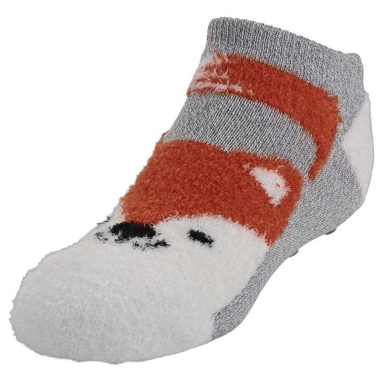 SOF Sole Kids' Fireside Fox Socks