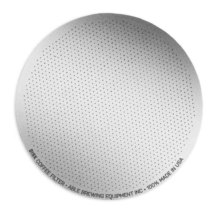 Able Reusable Stainless Steel Coffee Filter For AeroPress