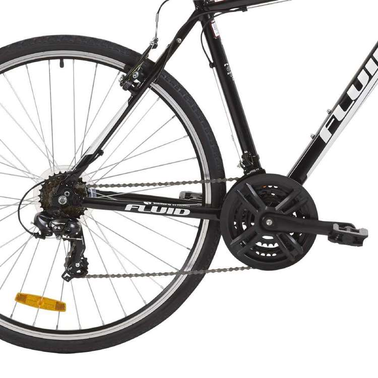 Fluid Expedition Men's Bike Black