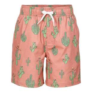 Cape Youth Cactus Volley Shorts