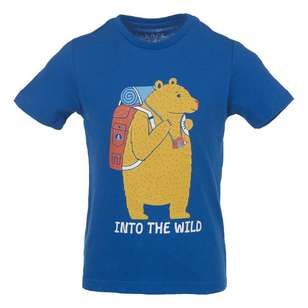 Cape Kids Into the Wild Tee