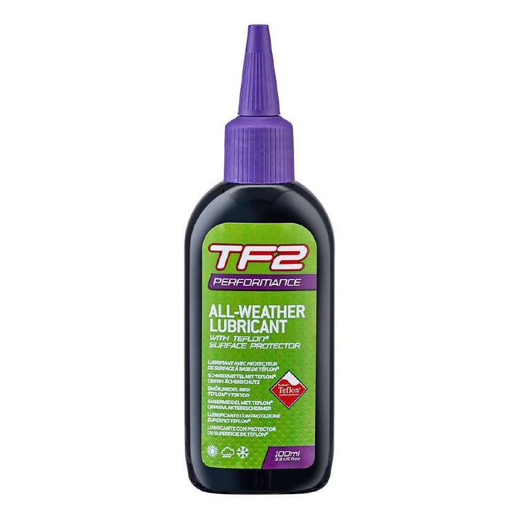 Weldtite TF2 All-Weather Lubricant Black 100 mL