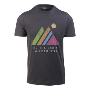 Gondwana Men's Alpine Lakes Short Sleeve T-Shirt