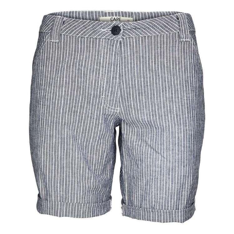 Cape Women's Ida Stripe Shorts