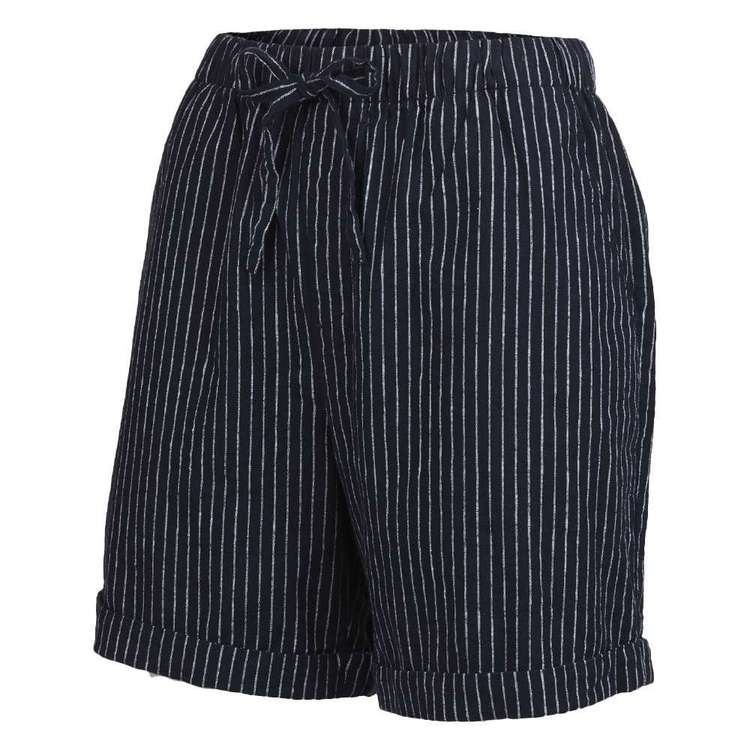 Gondwana Women's Kondalilla Shorts Blue & White