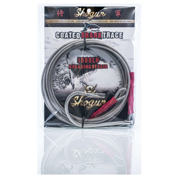 Shogun 7X7 Wire Shark Trace 4 Metre Trace Line