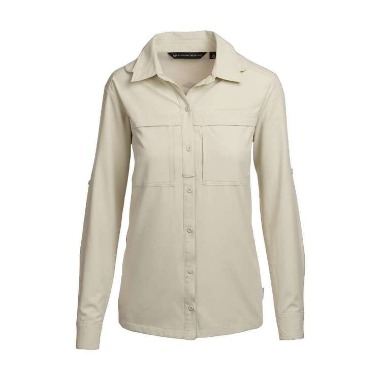 Mountain Designs Women's Florentine Long Sleeve Hiking Shirt