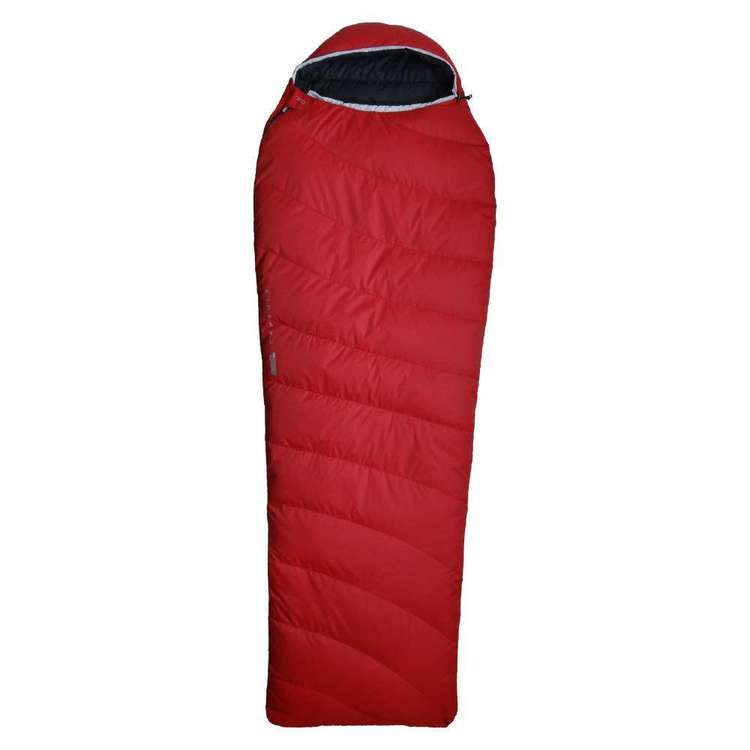 Denali Capsule 700 Sleeping Bag Red