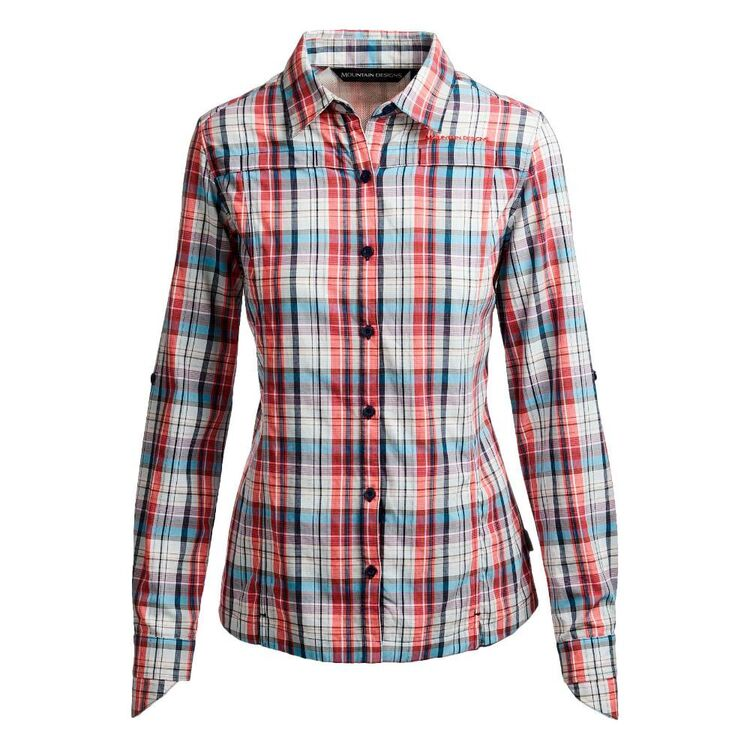 Mountain Designs Women's Windjana Long Sleeve Shirt