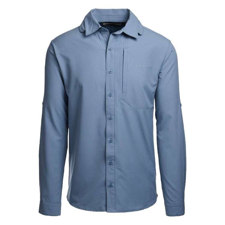 Mountain Designs Men's Hancock Long Sleeve Shirt
