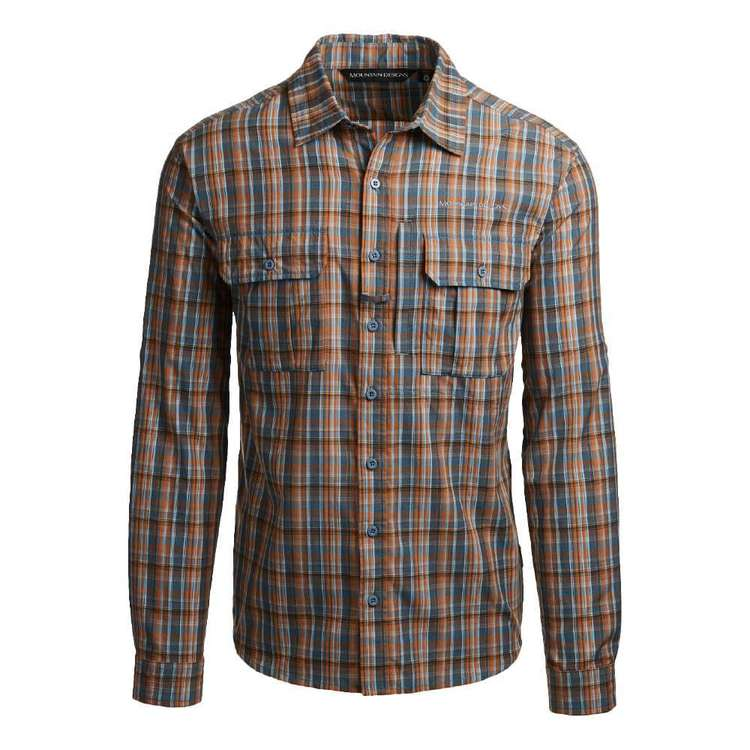 Mountain Designs Men's Barron Long Sleeve Shirt
