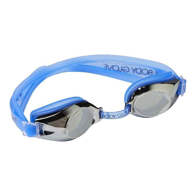 Body Glove Youth Blue Swim Goggles