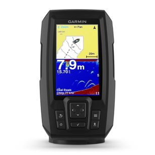 Garmin Striker Plus 4 Fishfinder / GPS Plotter