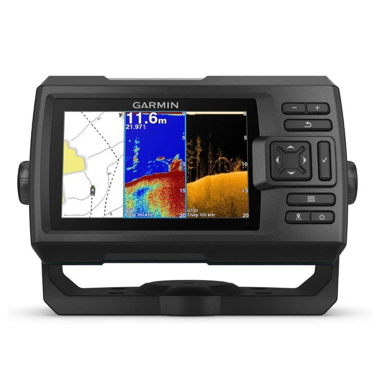 Garmin Striker Plus 5CV Fishfinder / GPS Plotter