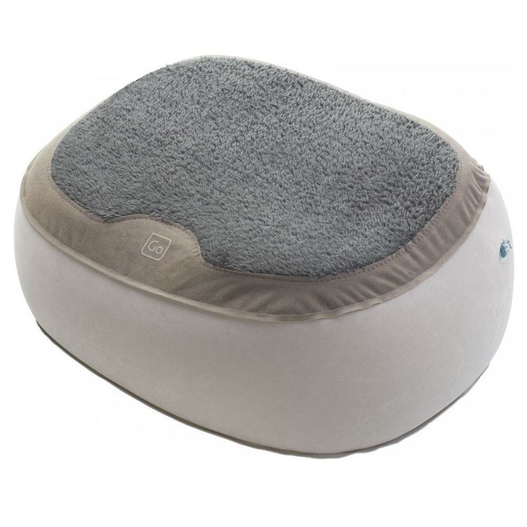 Go Travel Super Foot Rest Grey