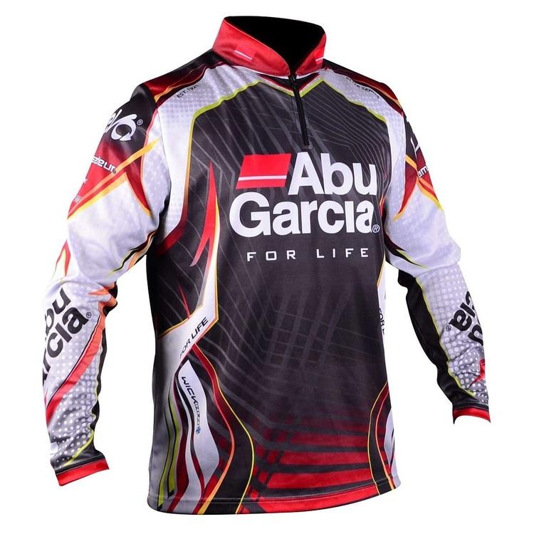 Abu Garcia Kids' Pro Fishing Shirt