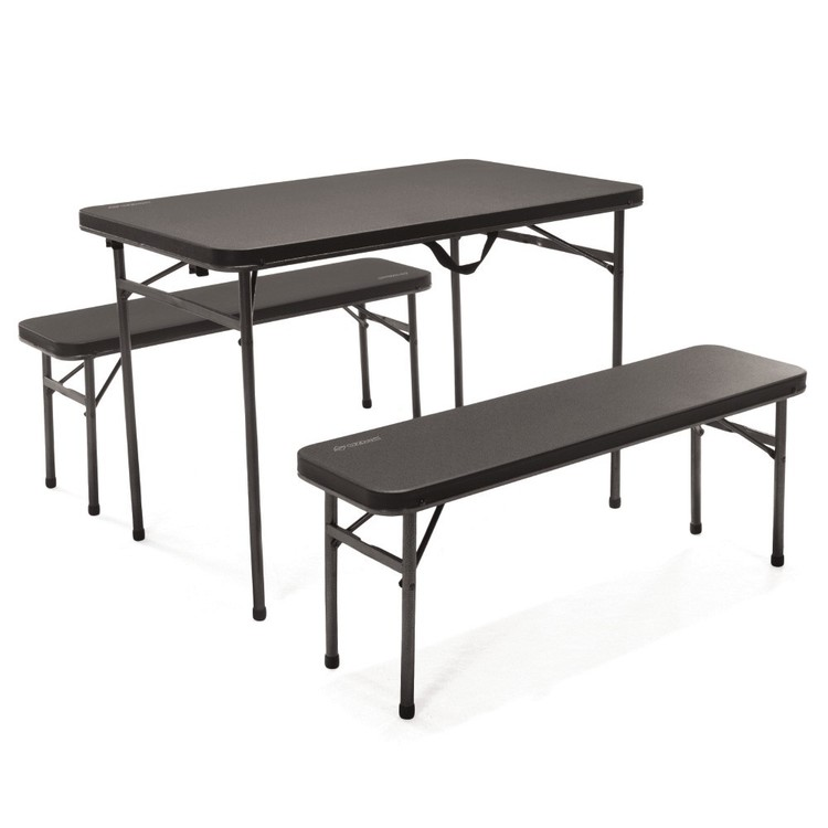 Oztrail Ironside Picnic Table Set