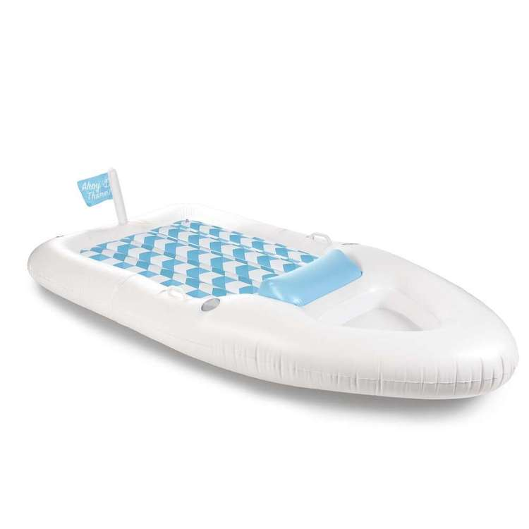 We Love Summer Luxe Inflatable Yacht