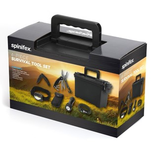 Spinifex 6 Piece Survival Tool Set