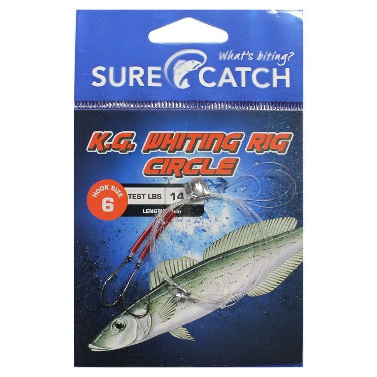 SureCatch George Whiting Circle Rig