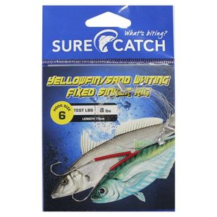 SureCatch Yellowfin Whiting Fixed Rig