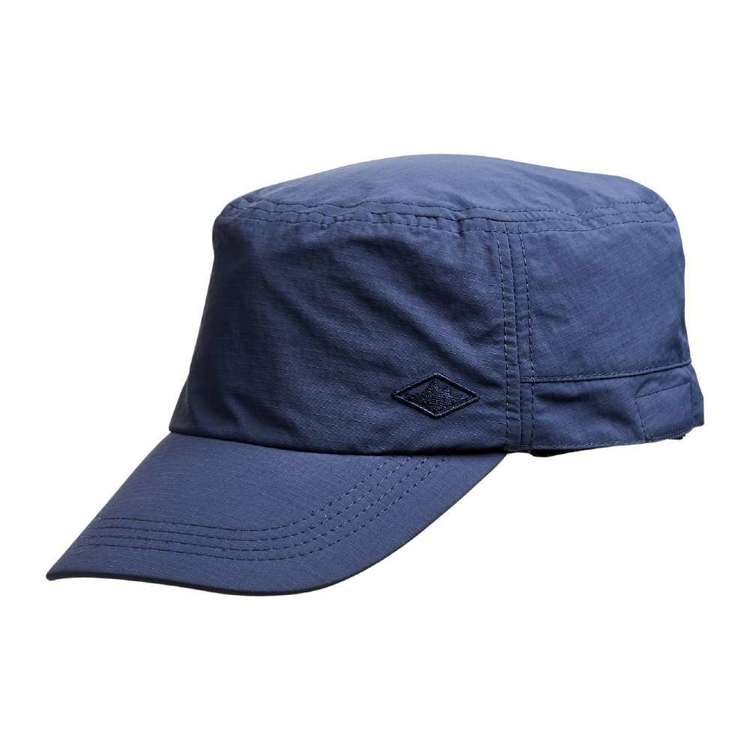 Mountain Designs Adults' Unisex Stockton Cape Hat Navy