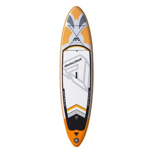 "Aqua Marina Magma 10'10"" Inflatable SUP 2.0 with Paddle"