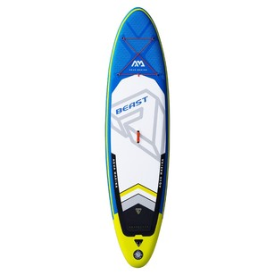 "Aqua Marina Beast 10'6"" Inflatable SUP 2.0 with Paddle"