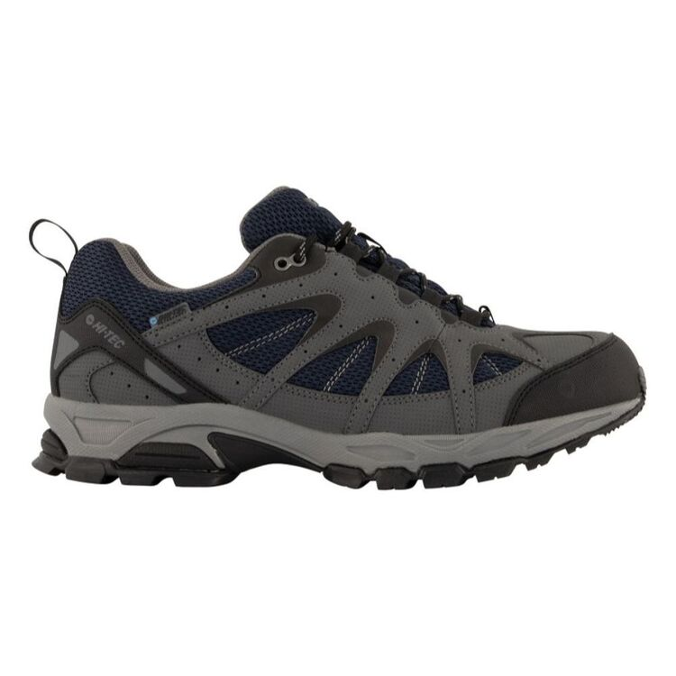 Hi-Tec Men's Quixhill Trail Waterproof Low Hiking Shoes