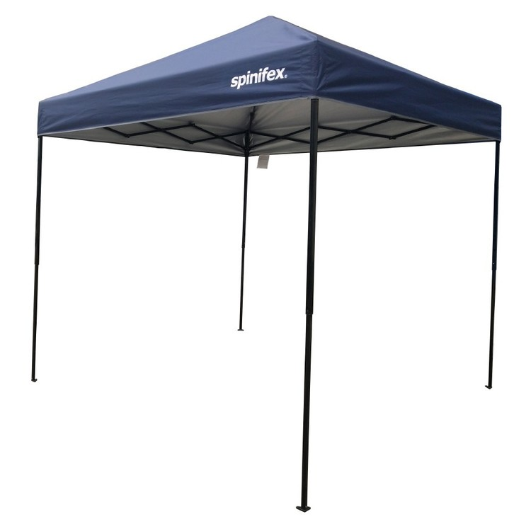 Spinifex Quick Compact 2.4m Gazebo Navy
