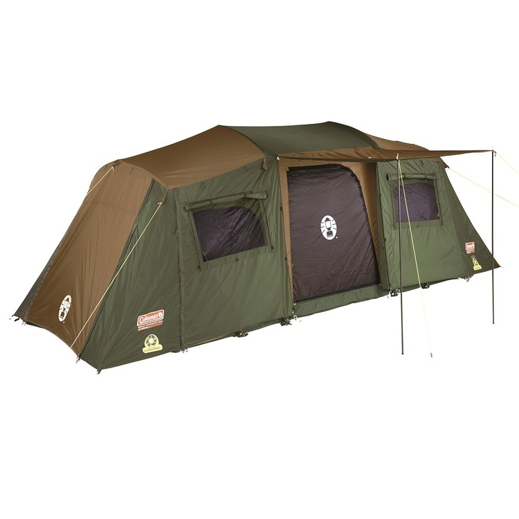 Coleman Northstar 10 Person Darkroom Tent with LED