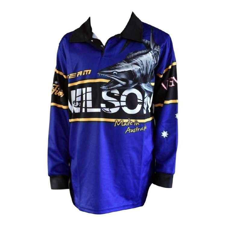 Wilson Kids' Classic Fishing Shirt